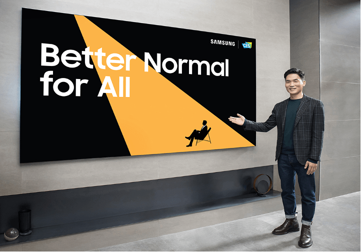 7 New Innovations from Samsung During CES 2021 for Super Bowl LV